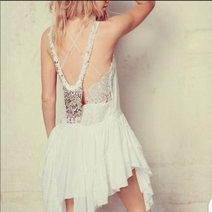 LIMITED EDITION Free People Carolyn's Trapeze Mini